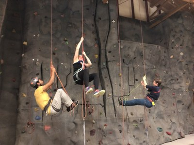 Basic Climbing Practice Session