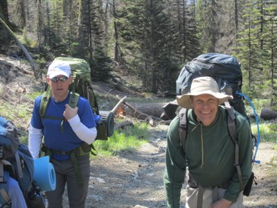 Intro to Backpacking Field Trip