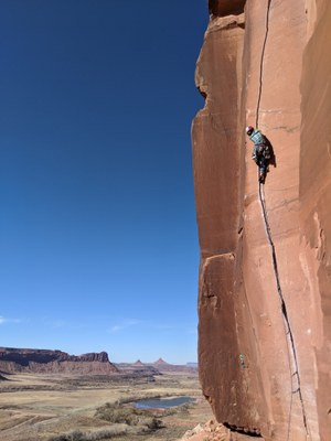 Alpine Ambassadors-Hosted Rock Trips - Indian Creek, Utah