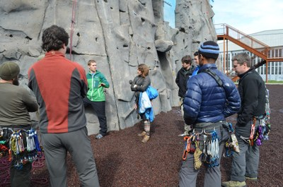 Technical Skills for Single Pitch Climbs