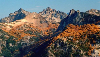 Backpack - Entiat River Meadows & High Country