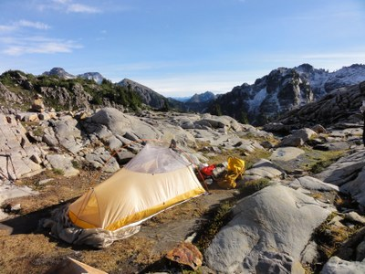 Backpack - Gothic Basin