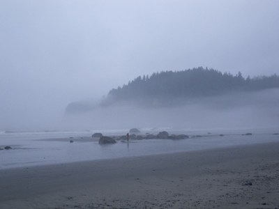 Backpack - Olympic Coast South: The Wildcatter Coast