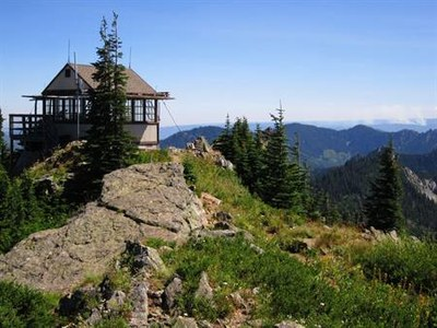 Backpack - Thorp Lake & Lookout