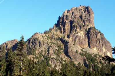 Basic Alpine Climb - Cathedral Rock/Southwest Face