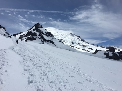 Basic Alpine Climb - Little Tahoma/East Shoulder