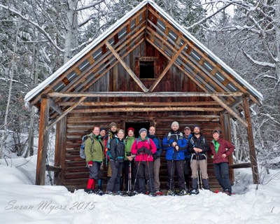 Beginner Snowshoe - Methow Valley Winter Trails