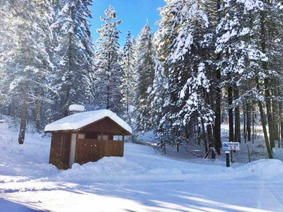 Cross-country Ski - Methow Valley Winter Trails