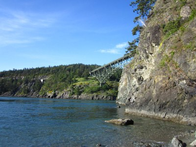Day Hike - Deception Pass State Park