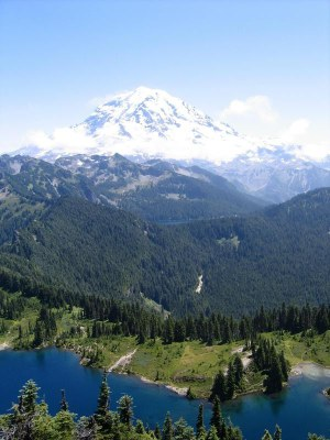 Day Hike - Eunice Lake & Tolmie Peak Lookout