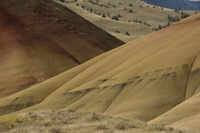 Day Hike - John Day Fossil Beds National Monument