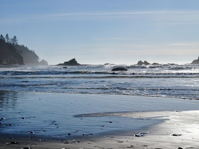 Day Hike - Kalaloch to Ruby Beach