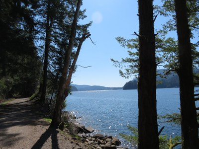 Day Hike - Lake Whatcom Park