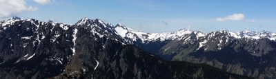 Day Hike - Mount Townsend