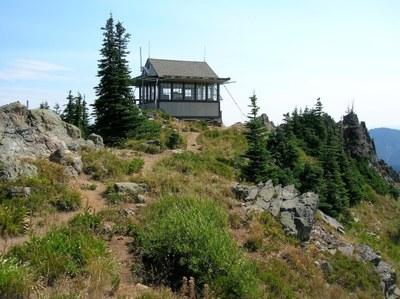 Day Hike - Thorp Lake & Lookout Loop