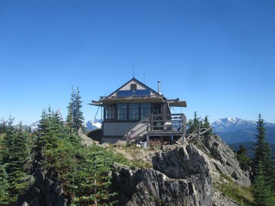 Day Hike - Thorp Lake & Lookout