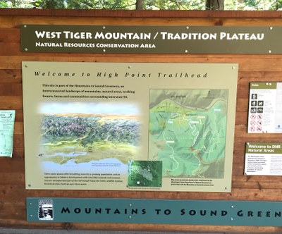 Day Hike - Tiger Mountain Lowlands