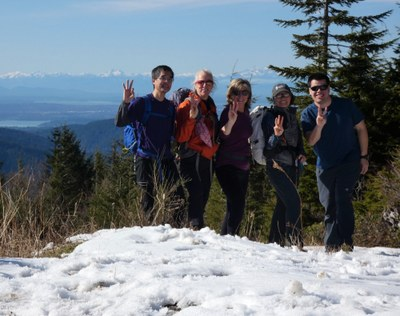 Day Hike - West Tiger Mountain 1-2-3