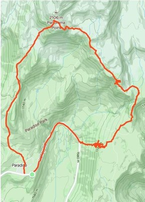 Intermediate Snowshoe - Panorama Point