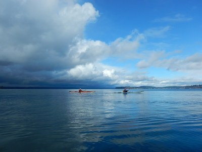 Sea Kayak - Indian Island Circumnavigation