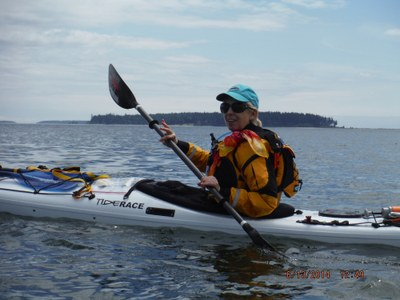 Sea Kayak - Padilla Bay & Nearby Islands