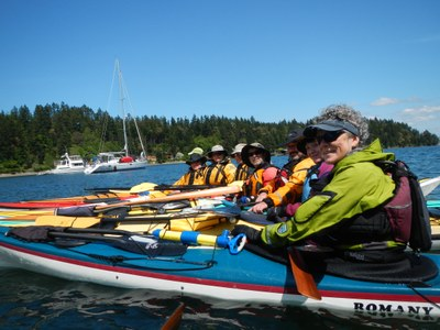 Sea Kayak - Port Orchard Bay