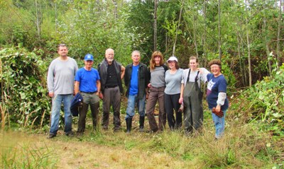 Stewardship - South Muck Creek