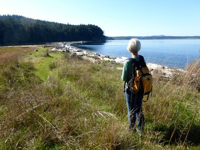American Camp, Mount Finlayson & Cattle Point
