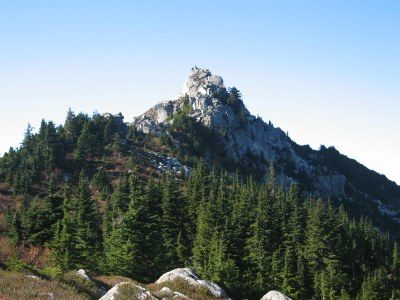 Bald Mountain via Walt Bailey Trail