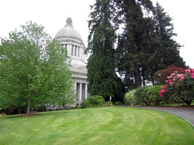 Downtown Olympia & The Washington State Capitol