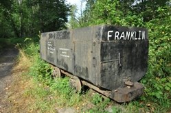 Franklin Ghost Town