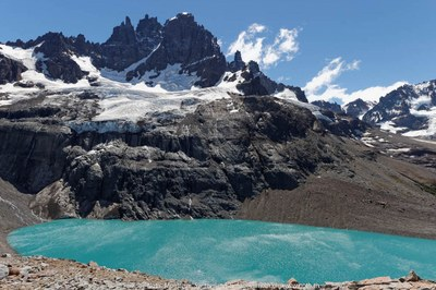 Backpack Central Patagonia's Cerro Castillo Circuit & San Lorenzo Basecamp