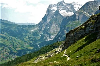 Trek the Swiss Alps in the Jungfrau Region
