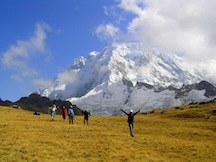 Trek the High Andes of Peru