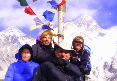 Trek to Nepal's Mount Everest Base Camp and Kala Patar
