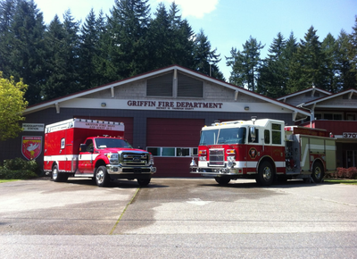 Griffin Fire District Station 1