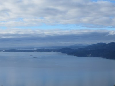Lummi Island North Loop