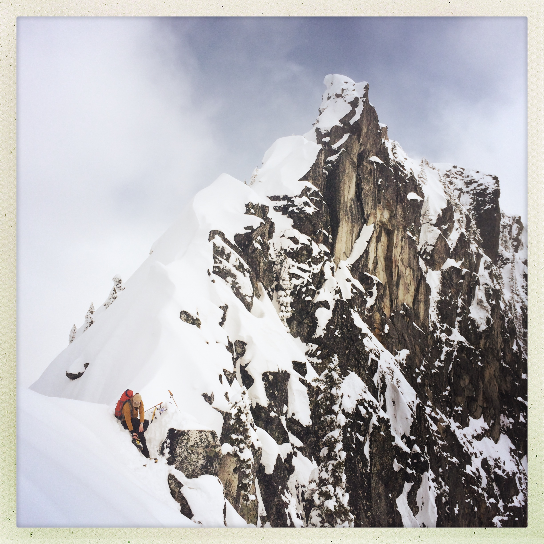 Lundin - west ridge