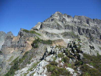 Columbia Peak/West Spur