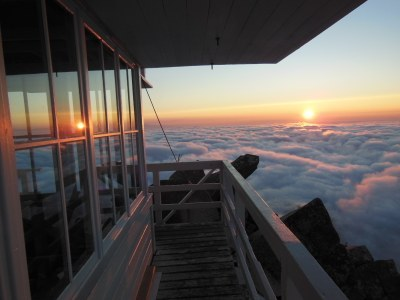 Mount Pilchuck/East Ridge