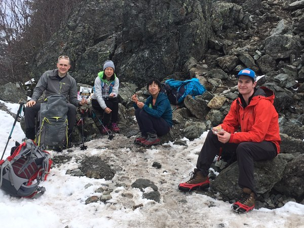 Double Si second summit.jpg