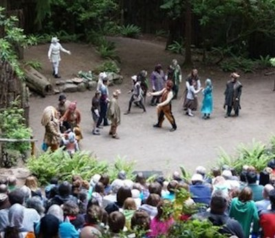 Kitsap Cabin & Forest Theater