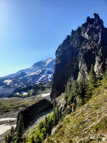 View from Knapsack Pass