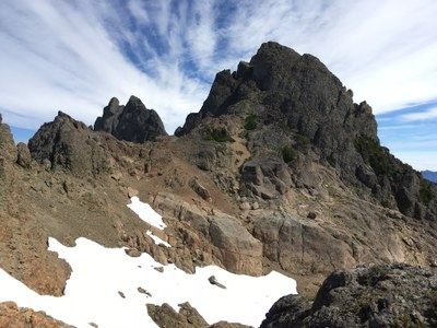 Mount Stone/South Couloir
