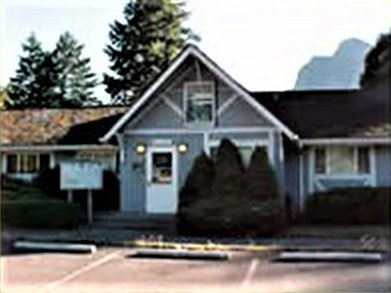North Bend Ranger Station