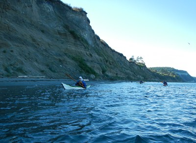 Port Townsend: North Beach to McCurdy Point