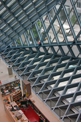 Seattle Public Library: Central Library
