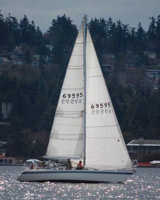 Tatoosh, Meydenbauer Bay Yacht Club