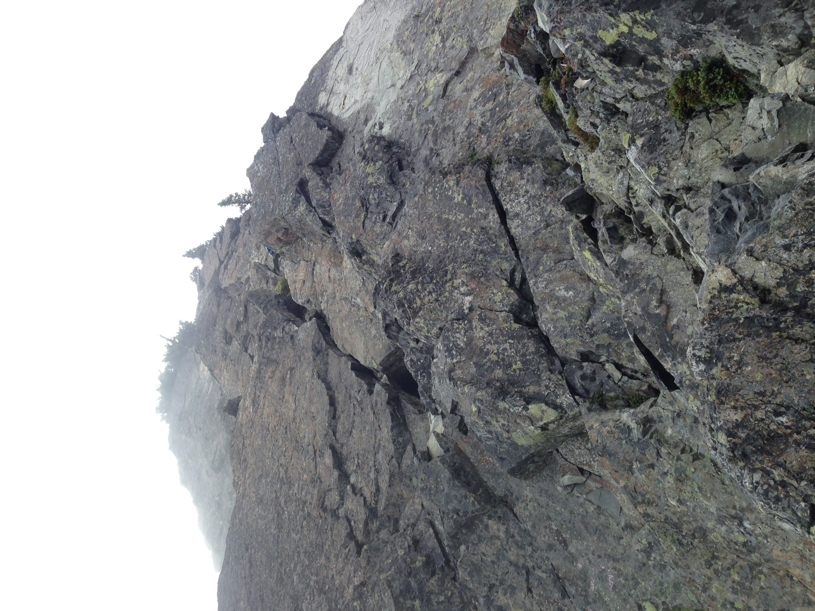 The Tooth/South Face