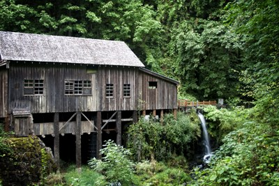 Thorp Grist Mill